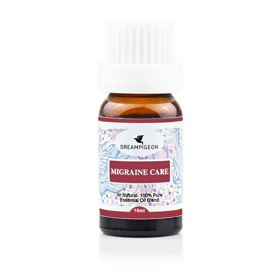 Migraine care Essential Oil Blend