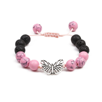 Magical Butterfly Kids Diffuser Bracelet