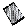 Power Acupressure Mat  - Black