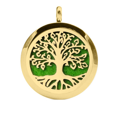 Sensational Tree of Life Diffuser Necklace