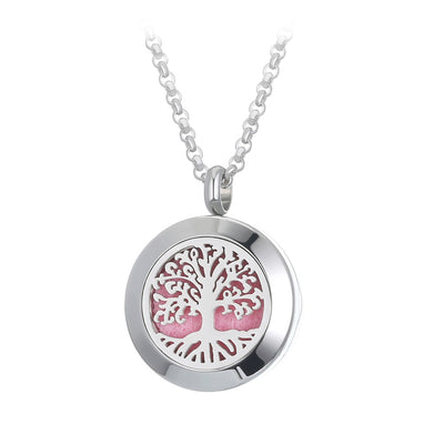 Joyful Tree Of Life Diffuser Necklace