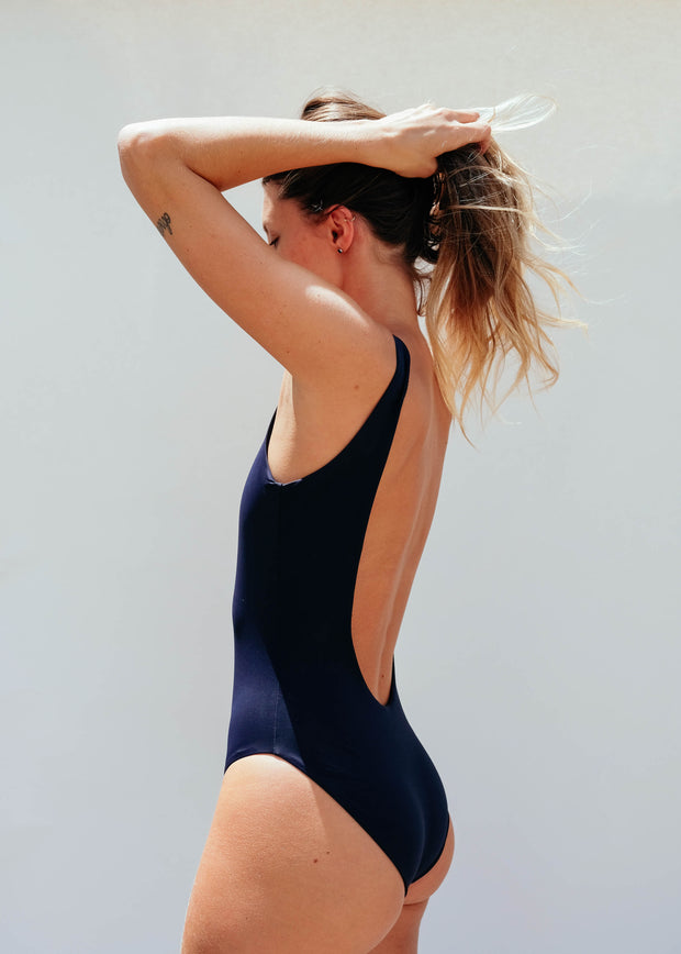 WADI LOW BACK SWIMSUIT