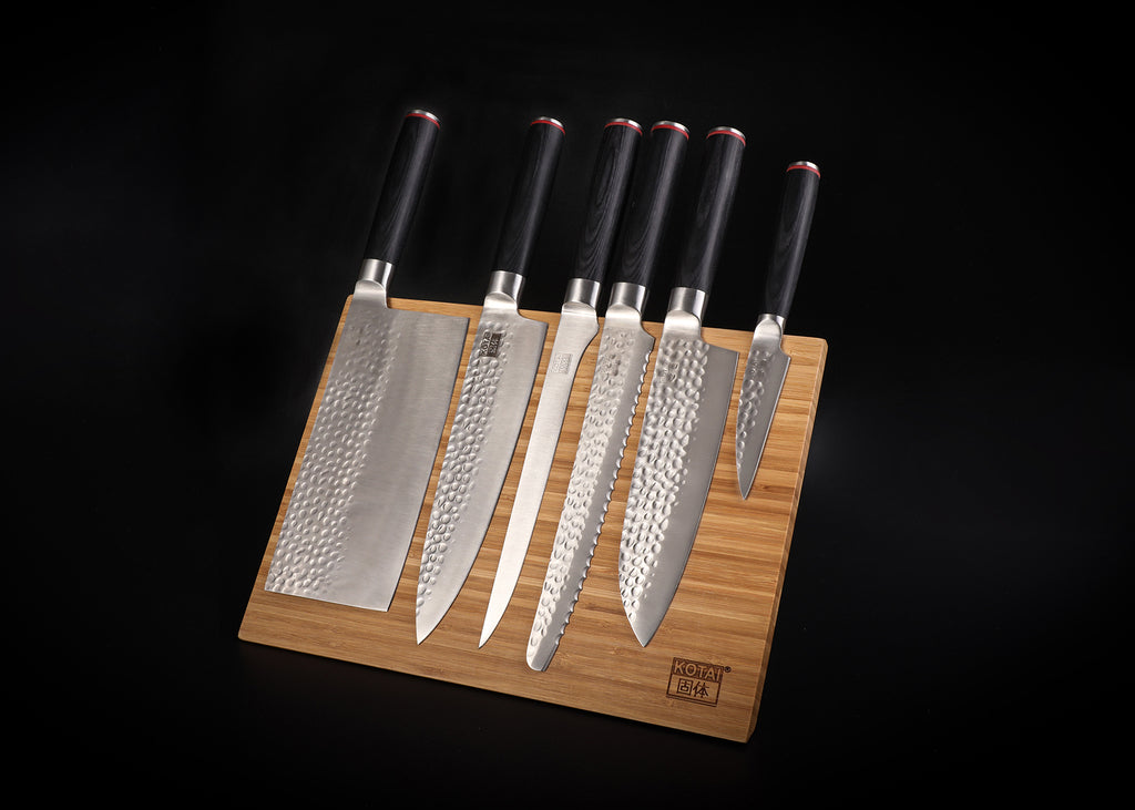 Essential Kitchen Knives 2020