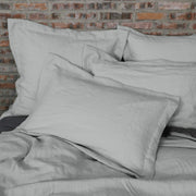 Mix of Euro & Standard Flanged Pillowcases