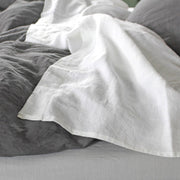 Bed Linen Flat Sheet White