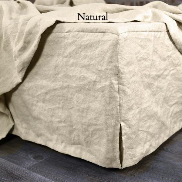 Bed Skirts Dust Ruffles Mattress Skirts King Size More