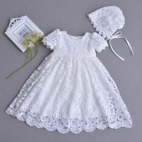 Crochet/Christening set