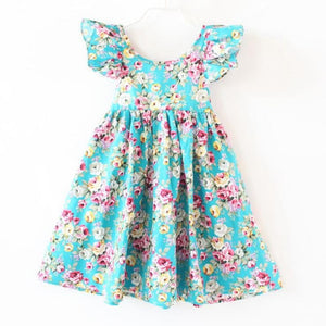 Nora cotton dress