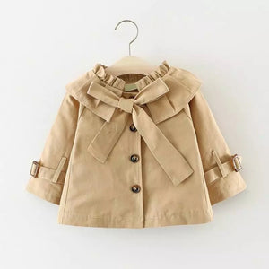 Beige/Ella trench coat