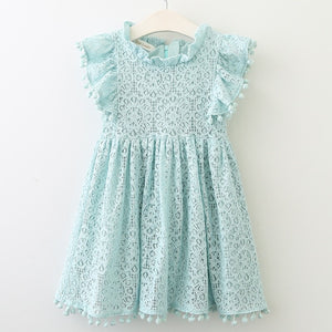 Christina dress in mint