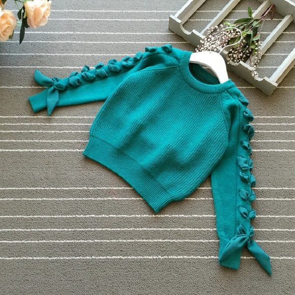 Estella sweater/green