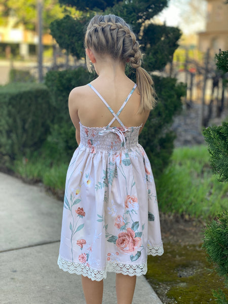 Peyton 100% cotton dress