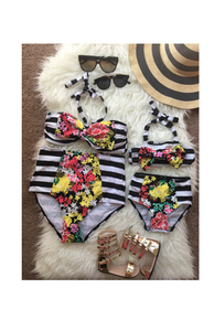 Mommy and Me 2piece swimsuit