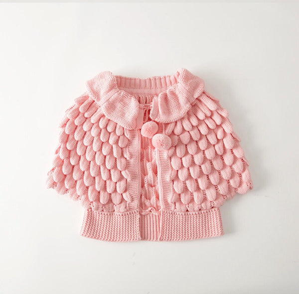 Claire sweater in pink