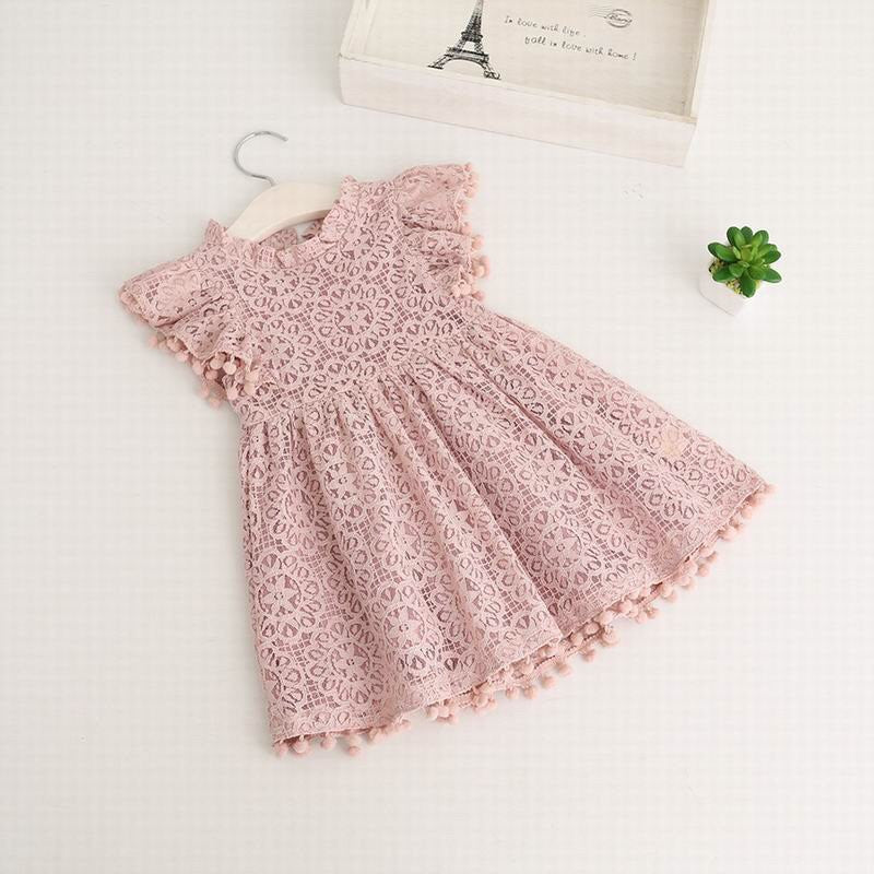 Christina/Blush Pink dress
