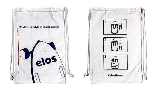 Elos Skateboards Backpack Design