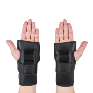 Wrist Guards w/ Palm Protection Pads