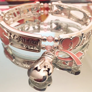 FIGHT LIKE A GIRL BRACELET