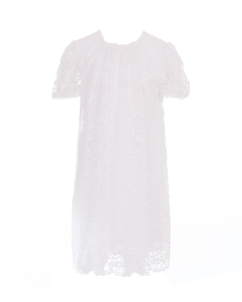 White Lace Dress (8 years)