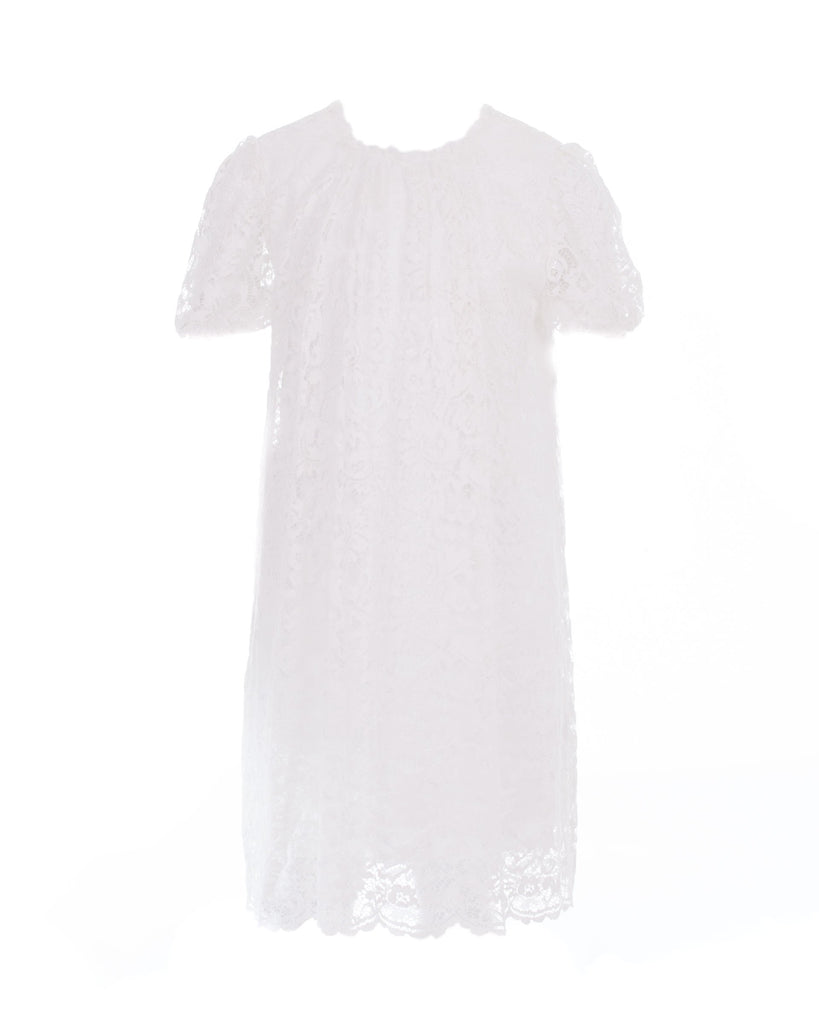 White Lace Dress (4 years)