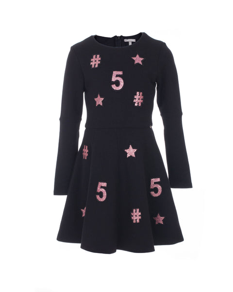 Milano Jersey No. 5 Dress