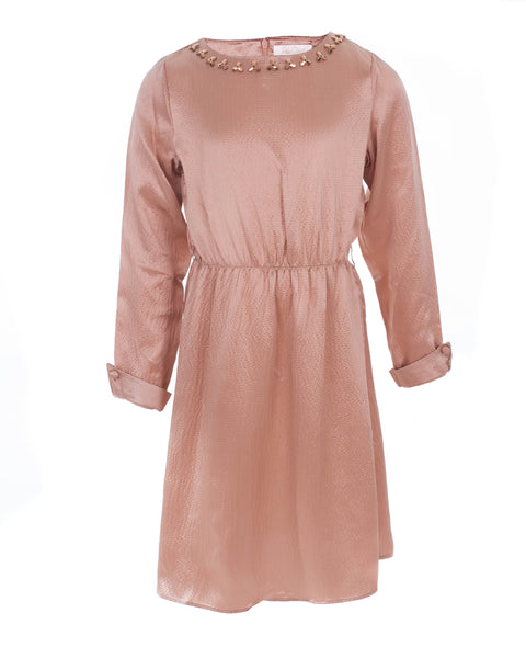 Harlow Silk Dress