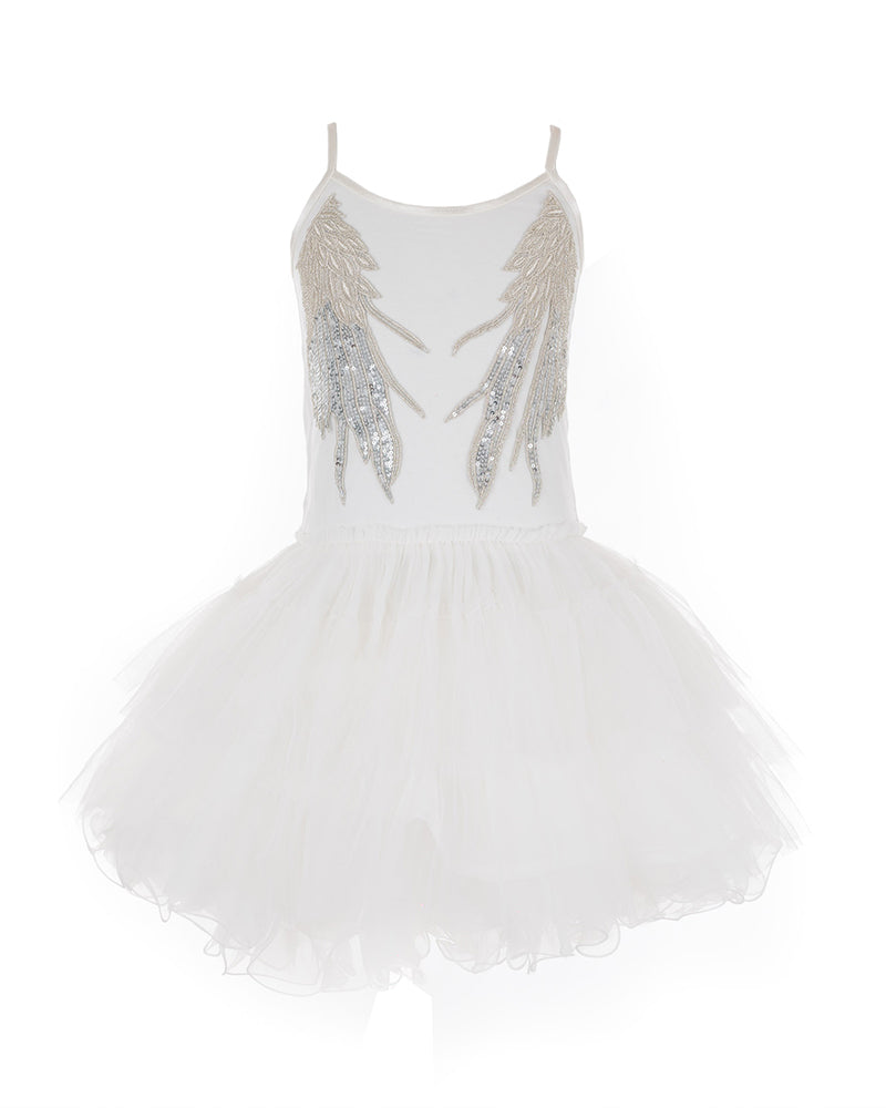 Angel Wings Tutu Dress