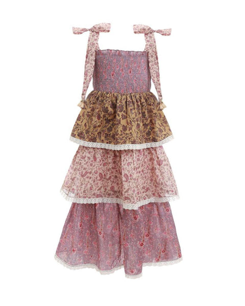 Juniper Mini-Me Tiered Dress