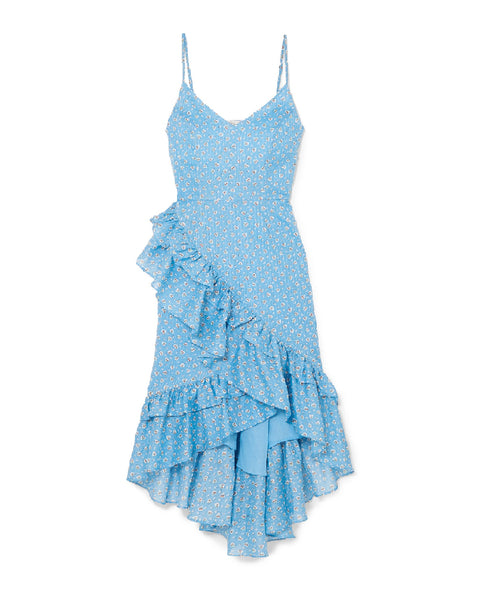 Maya Ruffle Dress