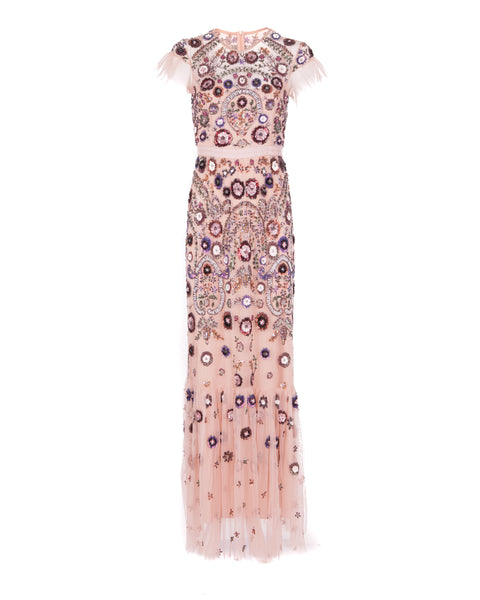 Enchanted Tulle Maxi Dress