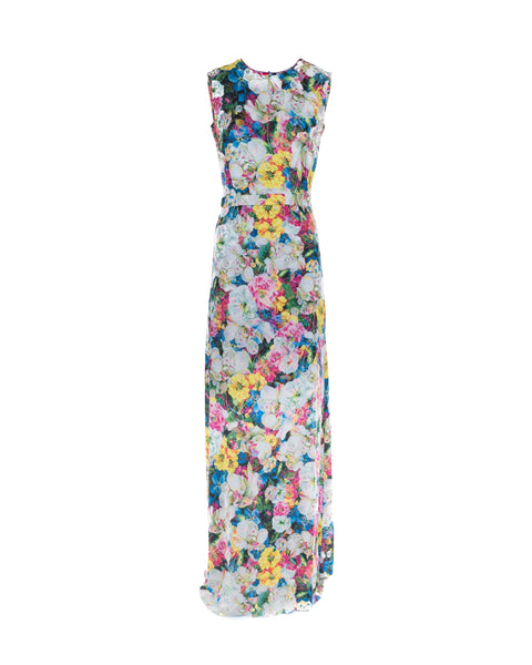 Floral Lilian Gown