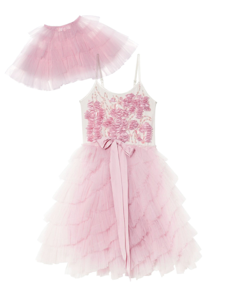 Arabella Tutu Dress with Cape