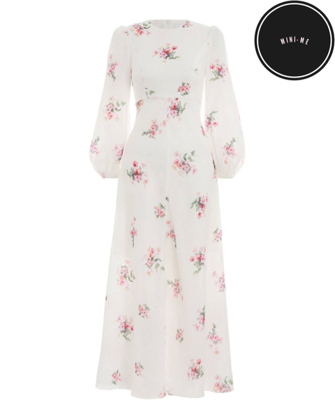 Heathers Long-Sleeved Maxi Dress