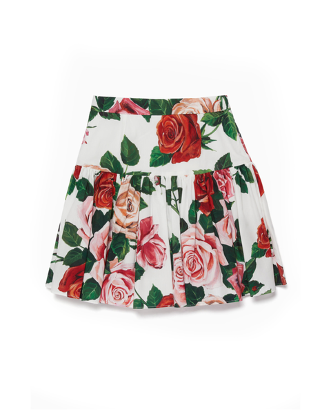 Rose Print Skirt (12 Years)