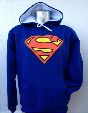 Sudadera Superman Adulto