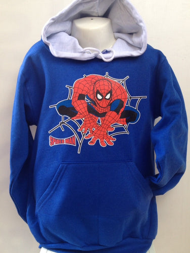 Sudadera Spiderman