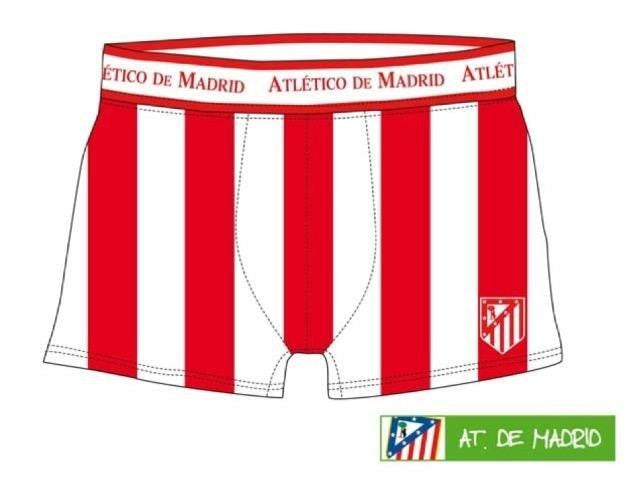 Boxer Atletico de Madrid Adulto