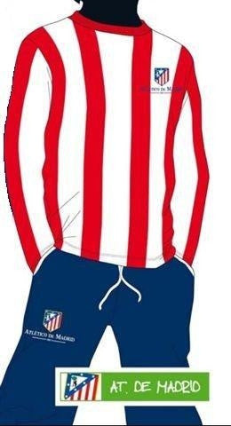 Pijama Atletico de Madrid Adulto