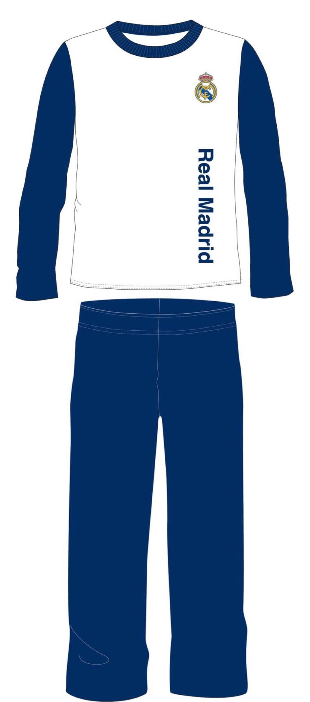 Pijama Real Madrid Adulto