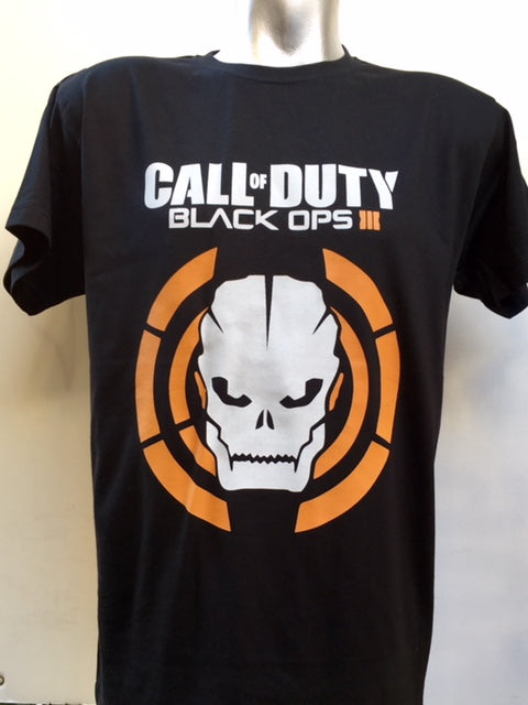 Camiseta Call Of Duty Black Ops 3
