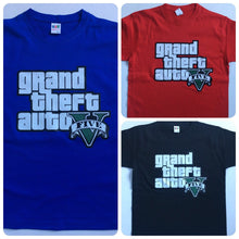 Camiseta Grand Theft Auto Five