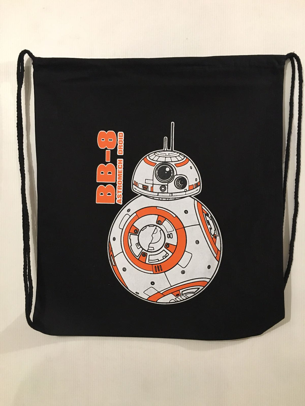 Mochila Algodon Star Wars BB-8
