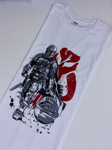 Camiseta Star Wars ``The Mandalorian´´
