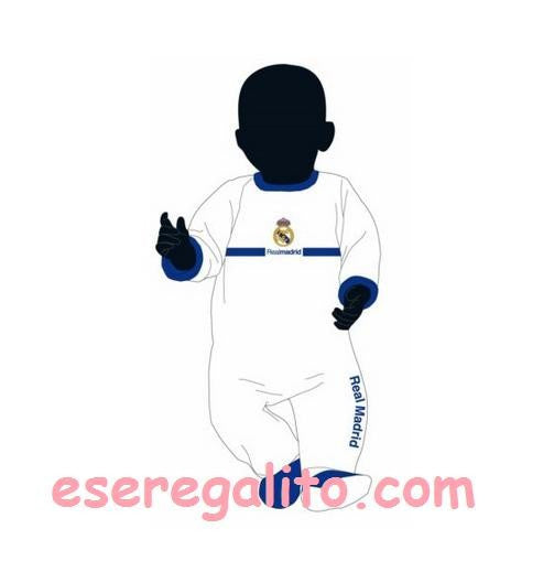 Pelele Real Madrid