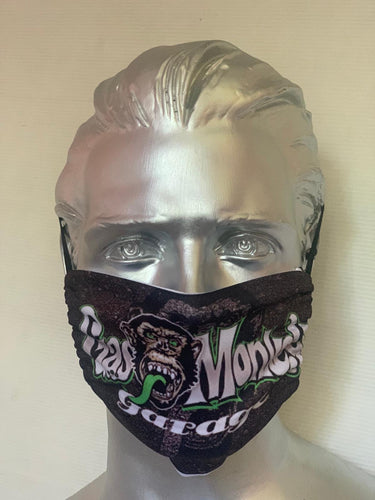 Mascarilla ``Gas Monkey´´