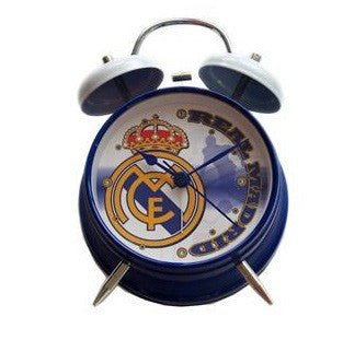 Despertador Real Madrid 18cm
