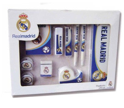 Set-10 Papeleria Real Madrid