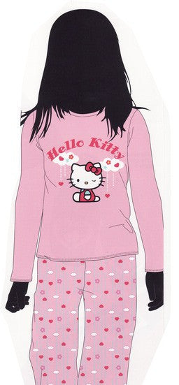 Pijama Hello Kitty Infantil
