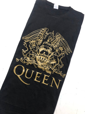 Camiseta Queen Escudo