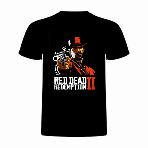 Camiseta Red Dead 2 Redemption